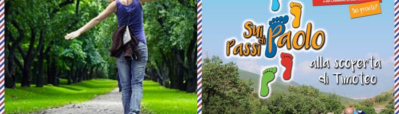 Aspettando 'Sui Passi di Paolo'. Ammirare la natura